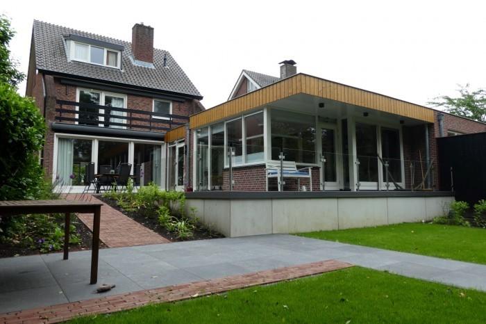Uitbreiding woonhuis Bennekom