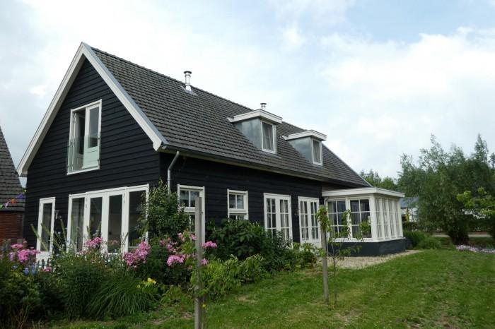 Renovatie en uitbreiding woonboerderij Leerdam