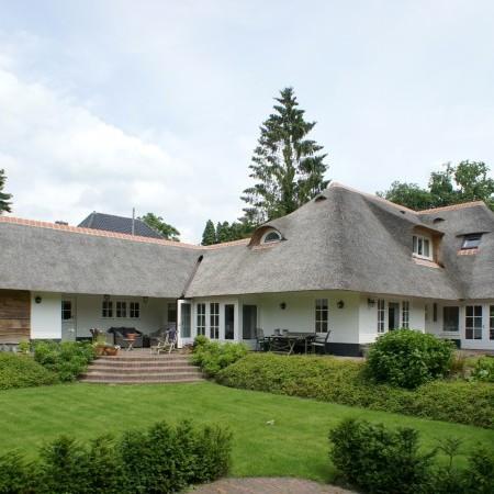 Uitbreiding van villa in Oosterbeek