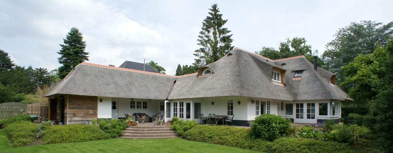 Aanbouw aan villa Oosterbeek